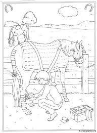 Kleurplaten Playmobil Paarden Kids N Fun De 24 Ausmalbilder Von Auf