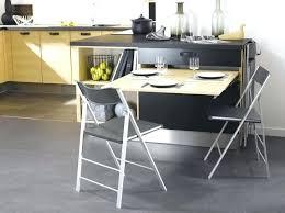Meuble Cuisine Avec Table Escamotable Meuble Table Cuisine Table De