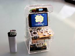Raspberry Pi Game Cabinet 10 Diy Arcade Projects That Youll Want To Make Make