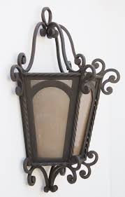 lights of tuscany 7035 2 spanish style hand forged wrought iron outdoor lamp post lightbox moreview