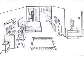Fine Living Room Sketch On Living Room Intended Room Sketches Interior  Design Drawing Interior Design Bedroom 13