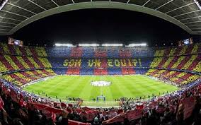 Camp Nou Stadium Seating Chart Fc Barcelona Camp Nou Access To Your Ticket Seats Information