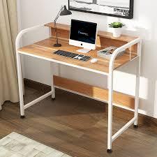 simple modern desktop home office computer desk laptop table computer table standing desk office table aliexpress mobile