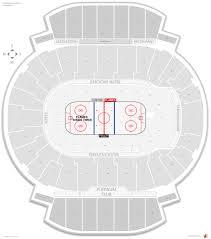 Calgary Flames Seating Guide Scotiabank Saddledome