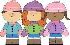 Image result for free clipart kids  coats