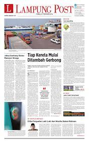 Kabupaten dengan motto ramik ragom ini berbatasan langsung dengan sumatera selatan di sebelah utara. Lampung Post Sabtu 11 Juli 2015 By Lampung Post Issuu