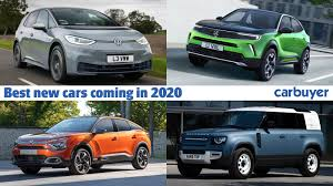 Best <b>new cars</b> coming in <b>2020</b> | Carbuyer