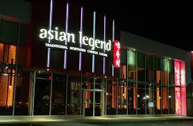 Asian legend north york