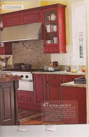 home office country kitchen ideas white cabinets. Exellent Country Red And Yellow Kitchen Ideas  And Home Office Country White Cabinets E
