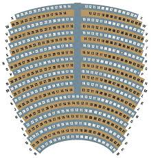 Grand Opera House Belfast Seating Plan View The Seating