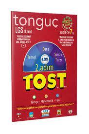 Tonguç Akademi 2020 8. Sınıf Lgs Tost 2. Adım Fiyatı, Yorumları - TRENDYOL