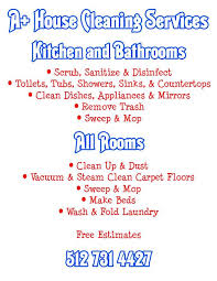 Cleaning Advertising Ideas House Cleaning Flyers Images Dd D D