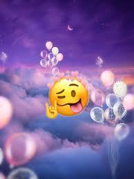 emoji aesthetic wallpaper by Cutellie ...