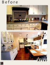 U Shaped Kitchen Remodel Transitional Design Build Kitchen Remodel Project
