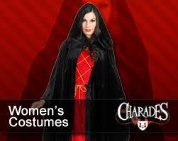 Charades Costume Size Chart Charades Costumes