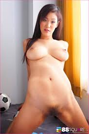 Shaved Busty Brunette Asian Babe Irene Fah with Nice Pussy TGP.