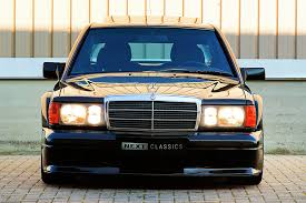 Save search my favorites (0) new search. 1990 Mercedes Benz 190e 2 5 16 Evolution Ii Auctioned Off Man Of Many