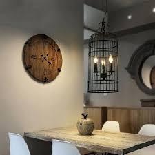 cage light chandelier cage light chandelier twig sphere or pendant industrial industrial