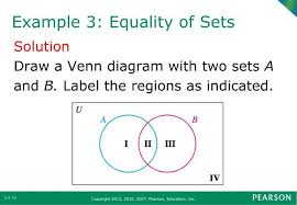 Venn Diagram Examples 3 Sets Ppt Section 2 4 Venn Diagrams With Three Sets And Verification Of