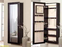 wall mirrors wall mirror jewelry armoire mirrored fresh oxford mount with in white black