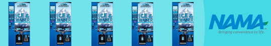 Everest Ice Vending Machine Classy NAMA Certified Everest Ice And Water Vending Systems