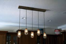 diy dining room lighting ideas. Image Of: Dining Room Lighting Rustic Diy Ideas