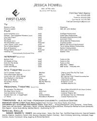 Dating Resume Resume Jessica Howell 29