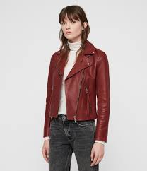 10 must have allsaints leather jackets for autumn winter