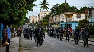 future for newly defiant Cubans ...