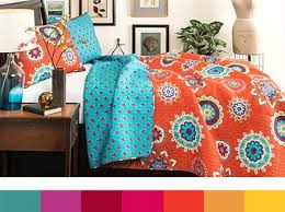 bohemian furniture cheap. Interesting Furniture A Bold And Bright Bohemian Color Palette With Furniture Cheap