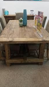 super amart industrial dining table