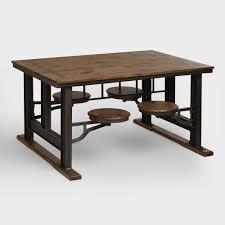 chic industrial furniture. Industrial Furniture, Rustic \u0026 Chic Furniture | World Galvin Cafeteria Table . U
