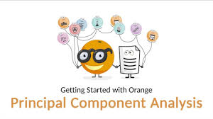 Getting Started With Orange 09 Principal Component Analysis Youtube