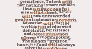 Calvin Coolidge Quotes Persistence Inspiration Calvin Coolidge Quote Persistence And Determination Wonderful Images