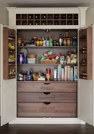 wall food pantry cabinet