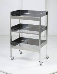 Stainless Steel Shelves Stainless Steel Shelving Unit With 3 Shelves