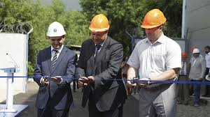 Завершена реконструкция подстанции Городская ПМК Сибири  Завершена реконструкция подстанции Городская