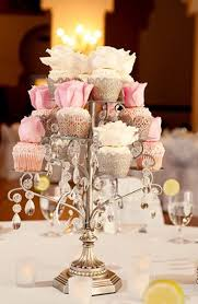 Or better yet, make them cupcakes for a yummy centerpiece idea.