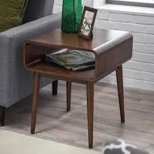 Belham Living Carter Mid Century Modern Side Table | Hayneedle