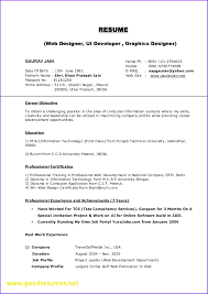 Free Online Resume Awesome Free Online Resume Good Resumes 9