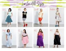 Lularoe Liv Top Size Chart And Details This Vintage Style