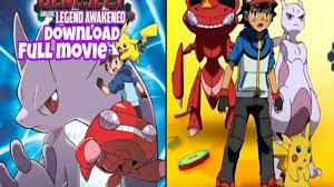 How to download Pokemon Movie 16 – Genesect Aur Mewtwo Ek Shaandar Kahani  in Hindi - YouTube