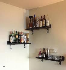 bar wall shelves wood wine liquor home mini bar pallet rack shelf