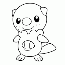 Water Pokemon Kleurplaten