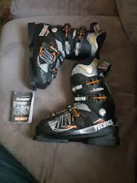 Tecnica Size Chart Details About Tecnica Modo 4 Comfortfit Ski Boots Size 265 Argento Mt Nero
