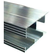 sliding cabinet door track sliding door track aluminum sliding cabinet door track home depot