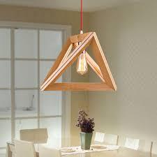 wood ceiling lighting. Modern Wood Pendant Light Unique New Art Wooden Ceiling Lamp Lighting N