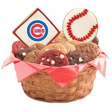 mlb cookie basket chicago cubs