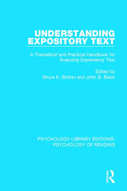 What Is Expository Text Understanding Expository Text A Theoretical And Practical Handbook For Analyzing Explanatory Text