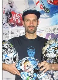 Alan Pons | pons.ch professionelles airbrush goaliemasken- und helmdesign  seit 1996